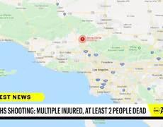 Saugus High School Shooting Leaves Two Dead, Multiple Injured