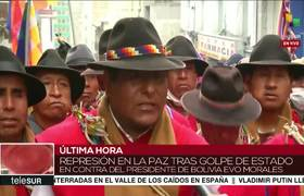 Bolivia: Red Ponchos call to face the coup