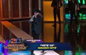 Premios De La Radio 2019: Gerardo Ortiz
