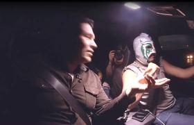 Carpool Karaoke con Banda MS y Escorpión Dorado en Premios de la Radio 2019