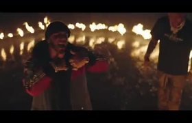 Gan-Ga Remix con Anuel AA [Official Video]