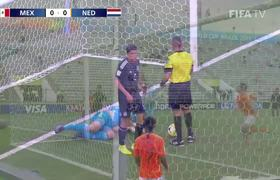 Mexico v Netherlands Highlights - FIFA U17 World Cup 2019 ™