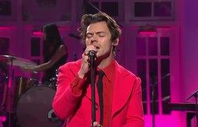 Harry Styles: Watermelon Sugar (Live) #SNL