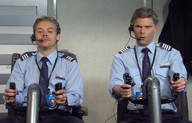 Pilotos de aerolineas #SNL