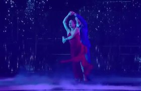 Ally Brooke's Viennese Waltz - Dancing with the Stars 2019