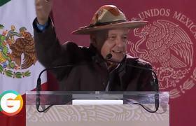 Felipe Calderón hizo de México un cementerio: AMLO