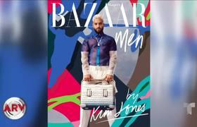 Maluma & J Balvin engalanan la portada de la revista 'Harper's Bazaar'
