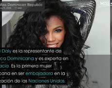 Estas son las latinoamericanas de Miss Universo 2019