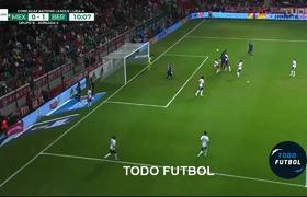 Mexico vs Bermudas 2-1 Resumen y Goles Liga De Naciones Concacaf 2019 HD