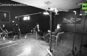 Rafael Correa entrevista a Evo Morales I PROMO