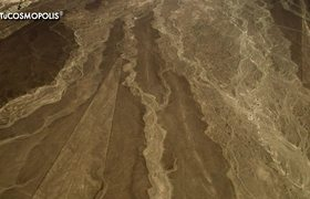 NEW DISCOVERY of the NAZCA LINES in PERU REALLY DISTURBING