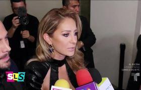 Geraldine Bazán dice que fotos de Gabriel Soto fueron a escondidas