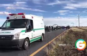 Emboscan a Policías en Zacatecas