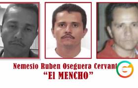 #CJNG anuncia su llegada a Tacámbaro #Michoacán