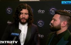 Dan + Shay Reveal One of Their Celebrity Fans at American Music Awards