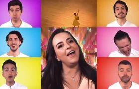 Los Saviñón feat. Las Princesas - Medley de Disney a Cappella 2