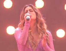 Ally Brooke's Jive - Dancing with the Stars 2019