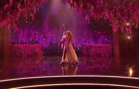 Lauren Alaina's Foxtrot - Dancing with the Stars 2019