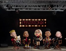 Pentatonix: [OFFICIAL VIDEO] A Very Short Animated Pentatonix Christmas Film