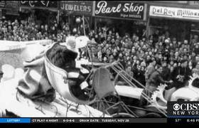 Macy's #ThanksgivingParade celebrating 95 years