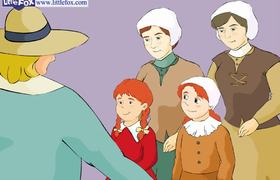 The First Thanksgiving | History | Holidays | Animated Stories for Kids