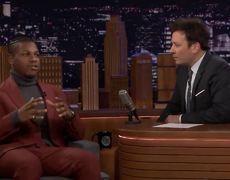 The Tonight Show: John Boyega Breaks Down How His Star Wars Script Wound Up on eBay