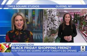 #BlackFriday frenzy: Stores gear up for #Thanksgiving openings