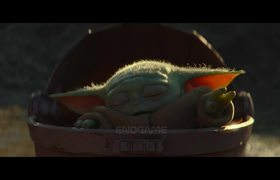 The Mandalorian - Baby Yoda So Cute Scenes Music Clip