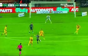 Tigres 2 (4)-(5) 4 América   Resumen - Todos los Goles  4tos Vuelta   Apertura 2019