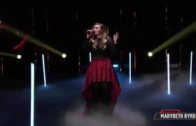 The Voice USA 2019: Marybeth Byrd Sings Selena Gomez's Emotional
