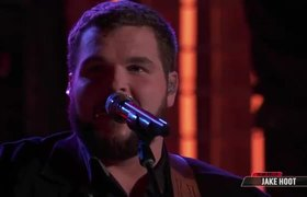 The Voice USA 2019: Jake Hoot on Rhett Akins' Country Song