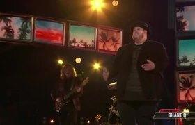 The Voice USA: Shane Q Sings