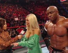 WWE: Bobby Lashley and Lana are arrested: Raw, Dec. 2, 2019