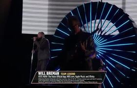 The Voice USA 2019: Will Breman Sings Young the Giant's