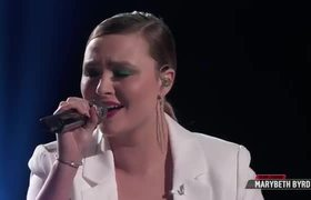 The Voice USA 2019: Marybeth Byrd's Wildcard Instant Save Performance: