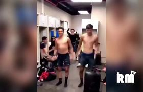#VIRAL: Jugadores del Club América Sub 17 se burlan de himno feminista