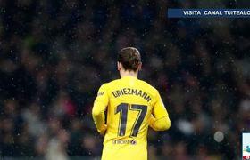 Perdonan al Atlético de Madrid tras cánticos de 'Griezmann muérete'