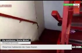 Lamentable LINCHAMIENTO MEDIÁTICO CONTRA KAREN ESPÍNDOLA y filtraciones de Procuraduría CDMX