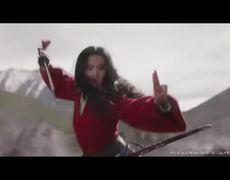 MULAN Official Trailer Spanish (2020) Disney Película