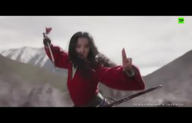 MULAN Official Trailer Spanish (2020) Disney Película