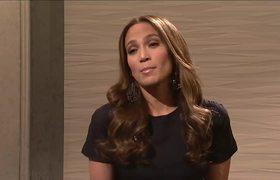 Jennifer Lopez Returns to #SNL