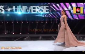 Miss Universe 2019 CATRIONA GRAY FIRST CATWALK