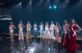 Miss Universe 2019 Anuncio TOP 5