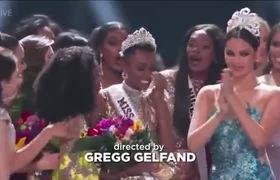 Miss Sudafrica Zozibini Tunzi es Miss Universo 2019 | Miss Universe 2019
