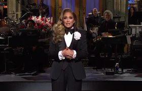 Jennifer Lopez's Unbelievable Year Monologue #SNL