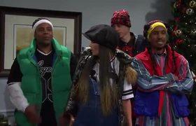 villancicos al estilo de Hip-Hop #SNL