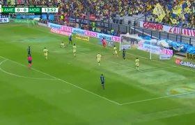 América 2 (2)-(2) 0 Morelia   Resumen - Todos los Goles   Semis Vuelta   Apertura 2019