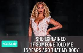 Beyoncé Slams Comments About Her Weight And Constant Pregnancy Rumors