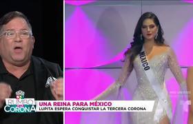 ¡Sofía Aragón se siente muy orgullosa de haber puesto el nombre de México en alto