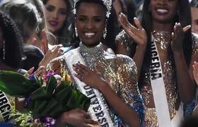 Experto en belleza revela porque Miss Sudafrica gano el Miss Universo 2019